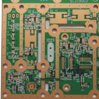 12 Layer Immersion Gold Medical Multilayer PCB with high quality